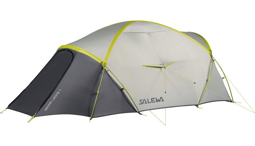 Salewa Sierra Leone II Namiot szary